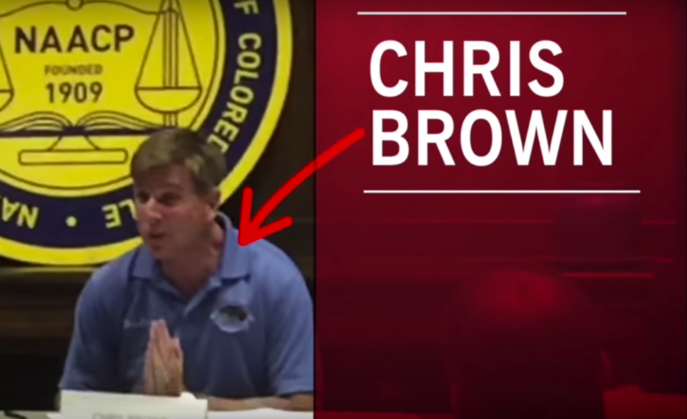 Assemblyman Chris Brown Comes Under Fire in New Attack Ad