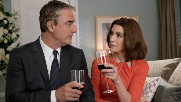 'The Good Wife' Recap 7×20: Party Down