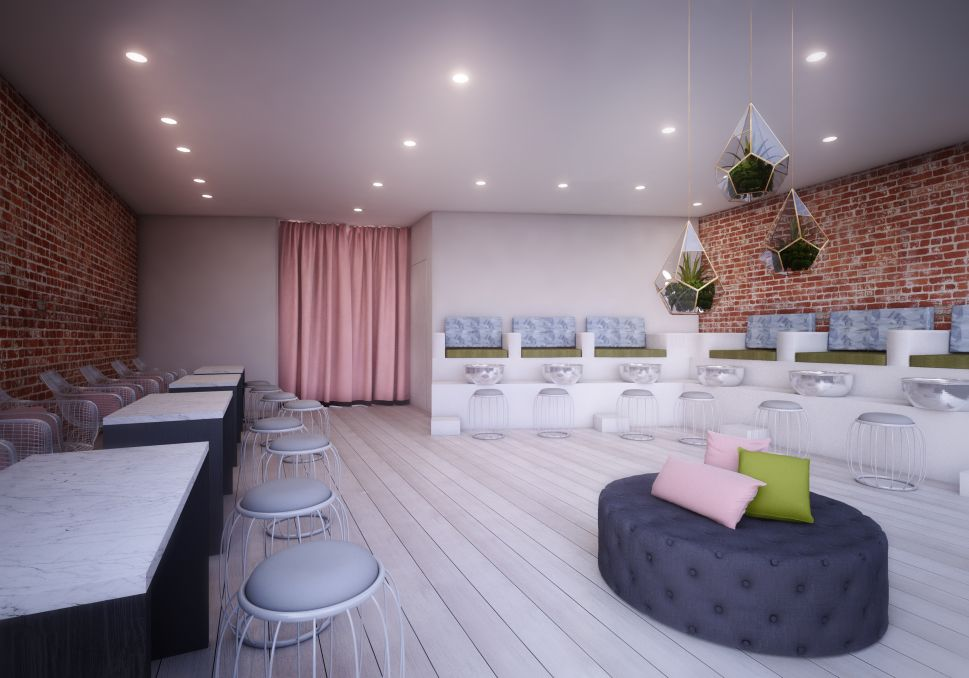 Van Court Promises the Most Relaxing and Organic Manicure in FiDi