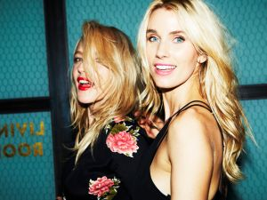 Sakara Life founders Whitney Tingle and Danielle Duboise.