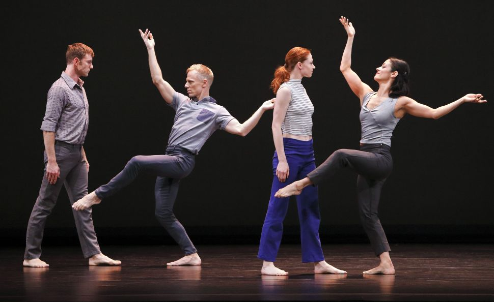The Paul Taylor Connection: Modern Dance Master Opens the Stage to New Acts