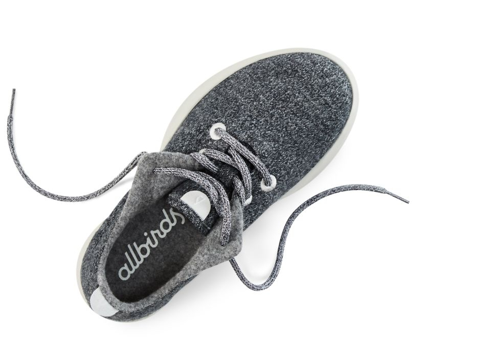 Allbirds is Shaking Up the Sneaker Market With a Pair of Wool Shoes