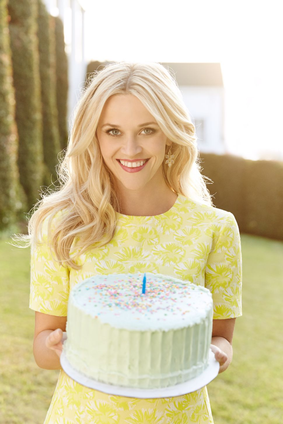 Reese Witherspoon Celebrates Draper James First Birthday