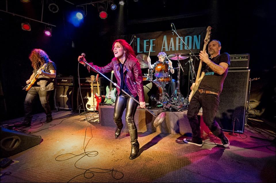 Lee Aaron: From Metal Queen to Rockin' Mom