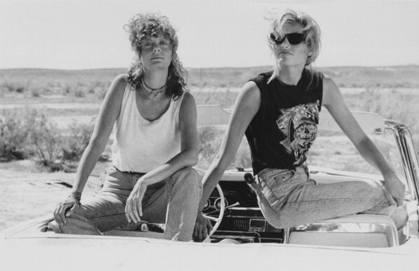 Where's the Modern Day 'Thelma & Louise'?
