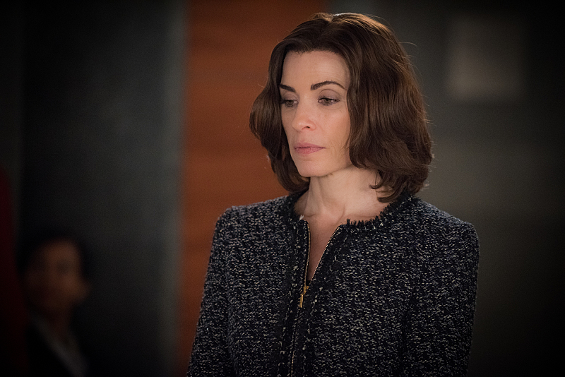 'The Good Wife' Series Finale Recap: Case Closed