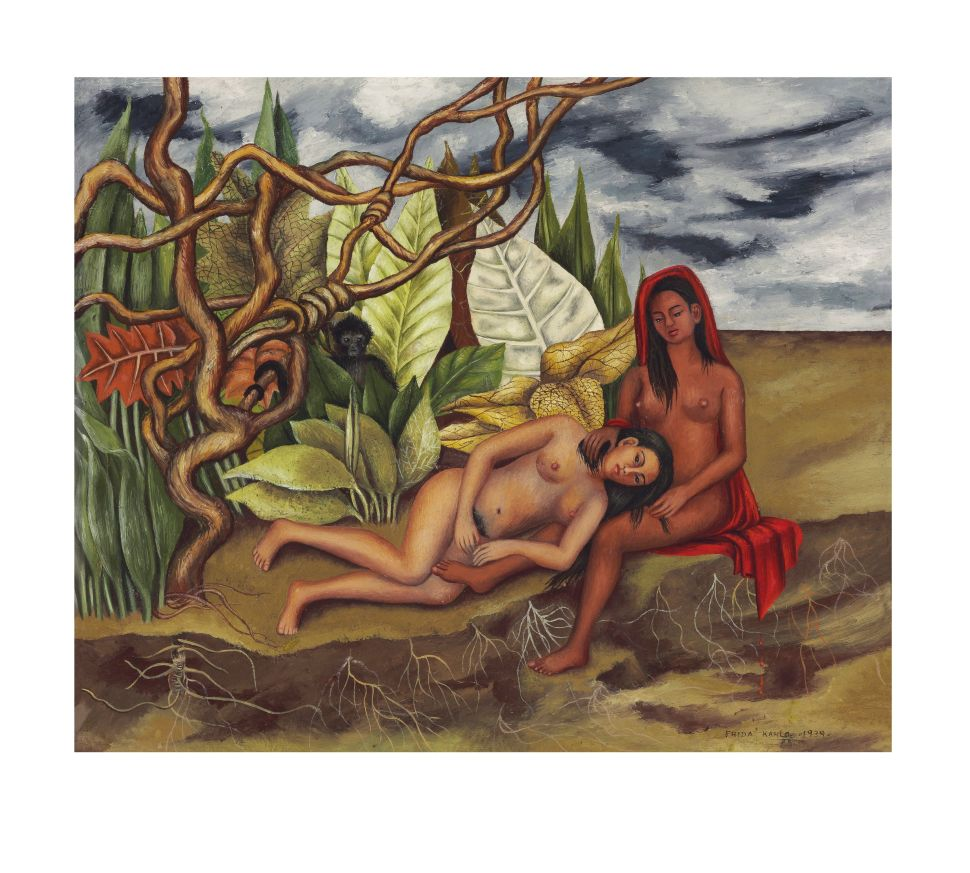 Frida Kahlo Piece IsMost ExpensiveBy Latin American ArtistEver Sold at Auction