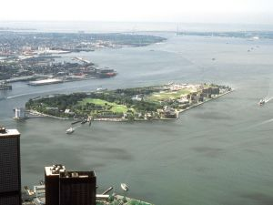 Governors Island.