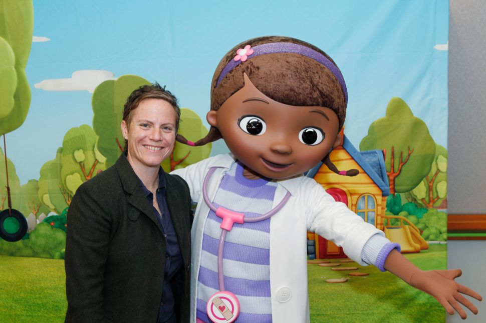Animated 'Doc McStuffins' Inspires Real-Life Diverse Medical Society