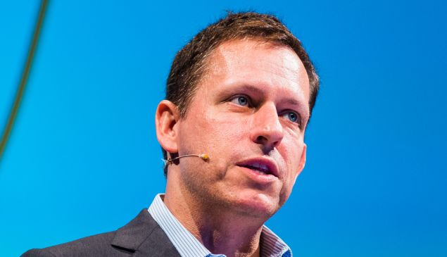 Some of Peter Thiel's chosen fellows actually ended up leaving Silicon Valley behind.
