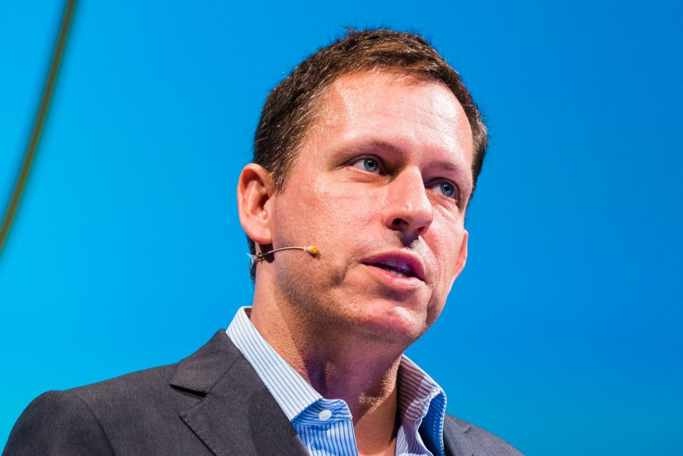 New Book Follows Students Peter Thiel Paid to Drop Out of College