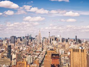 Are buyers in New York going to extremes to protect their privacy?
