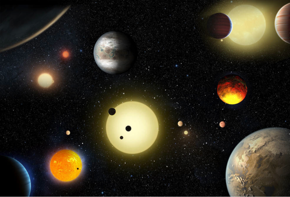 NASA Announces Discovery of Over a Thousand New Worlds, Some Potentially Habitable