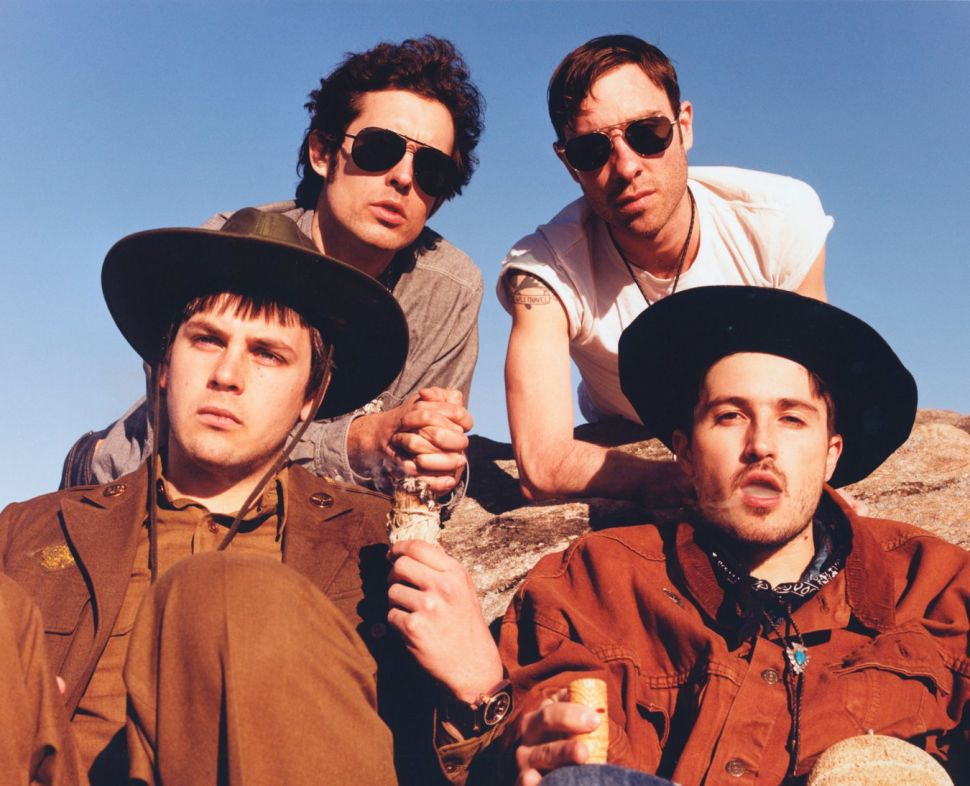 Spend Mother's Day With The Black Lips