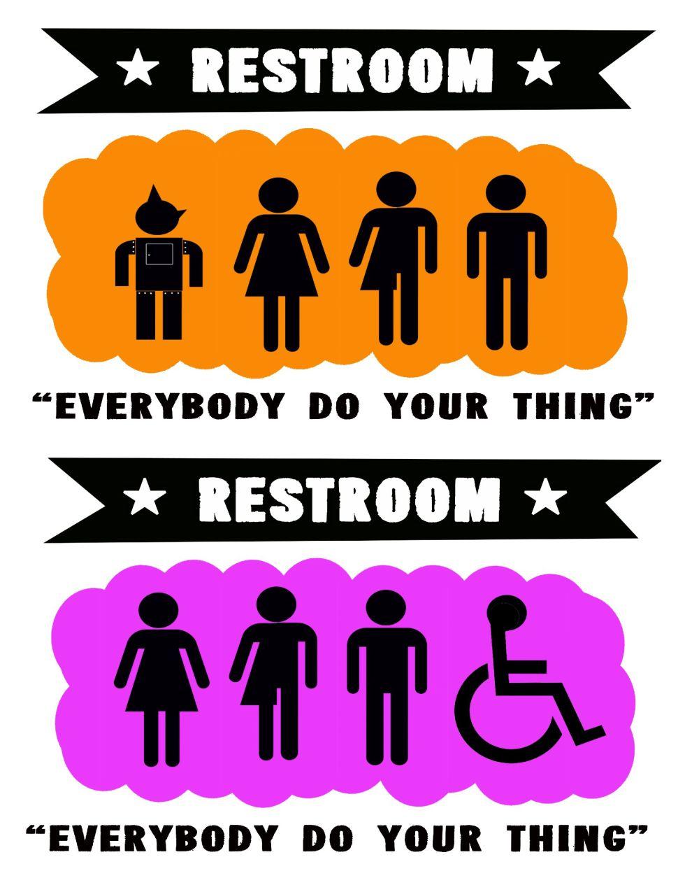 Bathroom Break: Designers Create New Generation of Gender-Neutral Restrooms