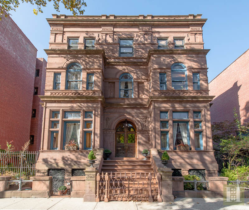 Sad Bed-Stuy Mansion Can't Get Anyone to Buy It for $6M