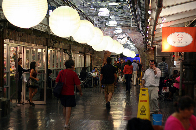 On the Market: Chelsea Market to Double Retail Space; Canarsie Resigned to L Shutdown