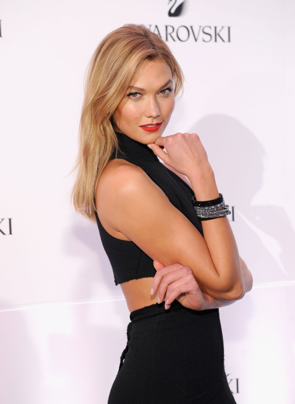 The Reason Behind Karlie Kloss' New Sparkle