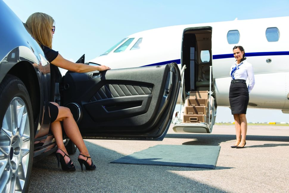 Let Me Upgrade You: Lavish Amenities Now Include Private Jets and Hammams