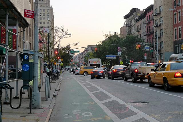 On the Market: Community Boards Stymie City's Bike Lane Network