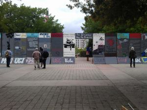Students for Justice in Palestine (SJP) at UC Irvine.