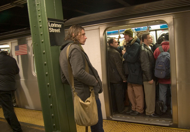 On the Market: New Yorkers Are Feeling Crabby About Subway Crowding and Co-Working