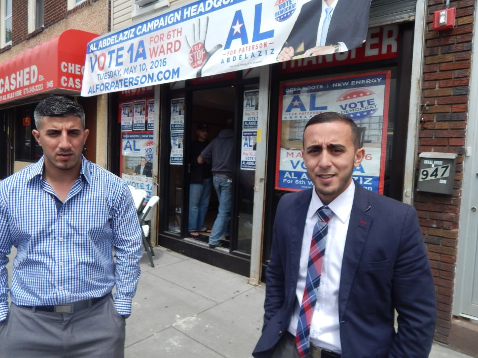 VIDEO: Abdel-aziz: The PolitickerNJ Election Day Campaign HQ Interview