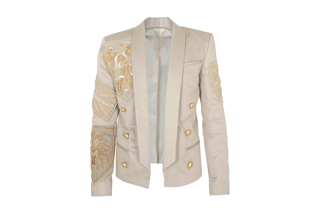 A Blinged Out Jacket Is Your Best Investment Piece This Summer