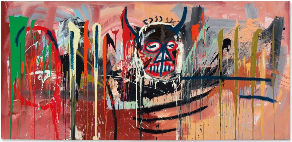 $57M Basquiat Breaks Auction Record at Christie's