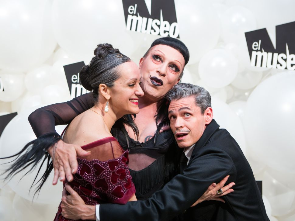 Fashion, Voguing, Art and AIDS at the Museo del Barrio Gala