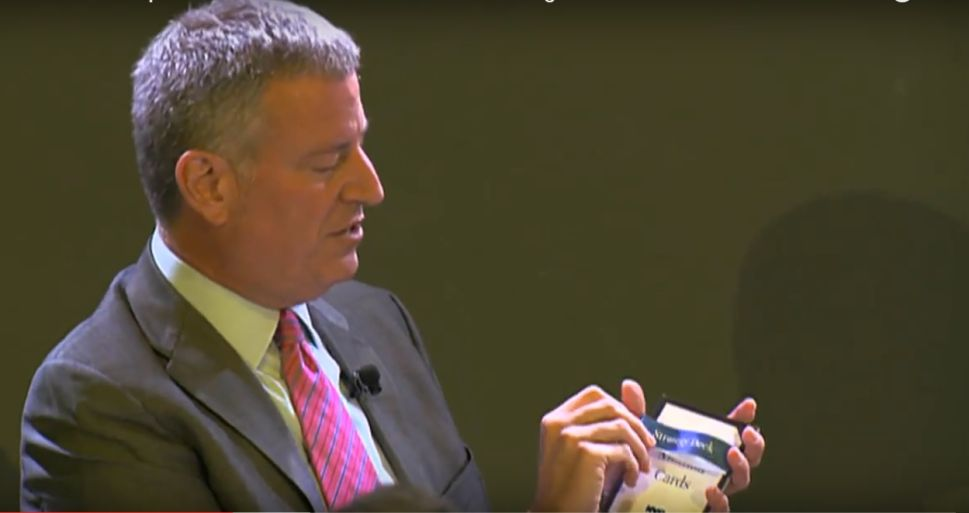 De Blasio Releases City's New 'Digital Playbook,' Doesn't Really Explain What It Is
