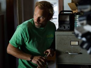 Norbert Leo Butz as Kevin Rayburn.