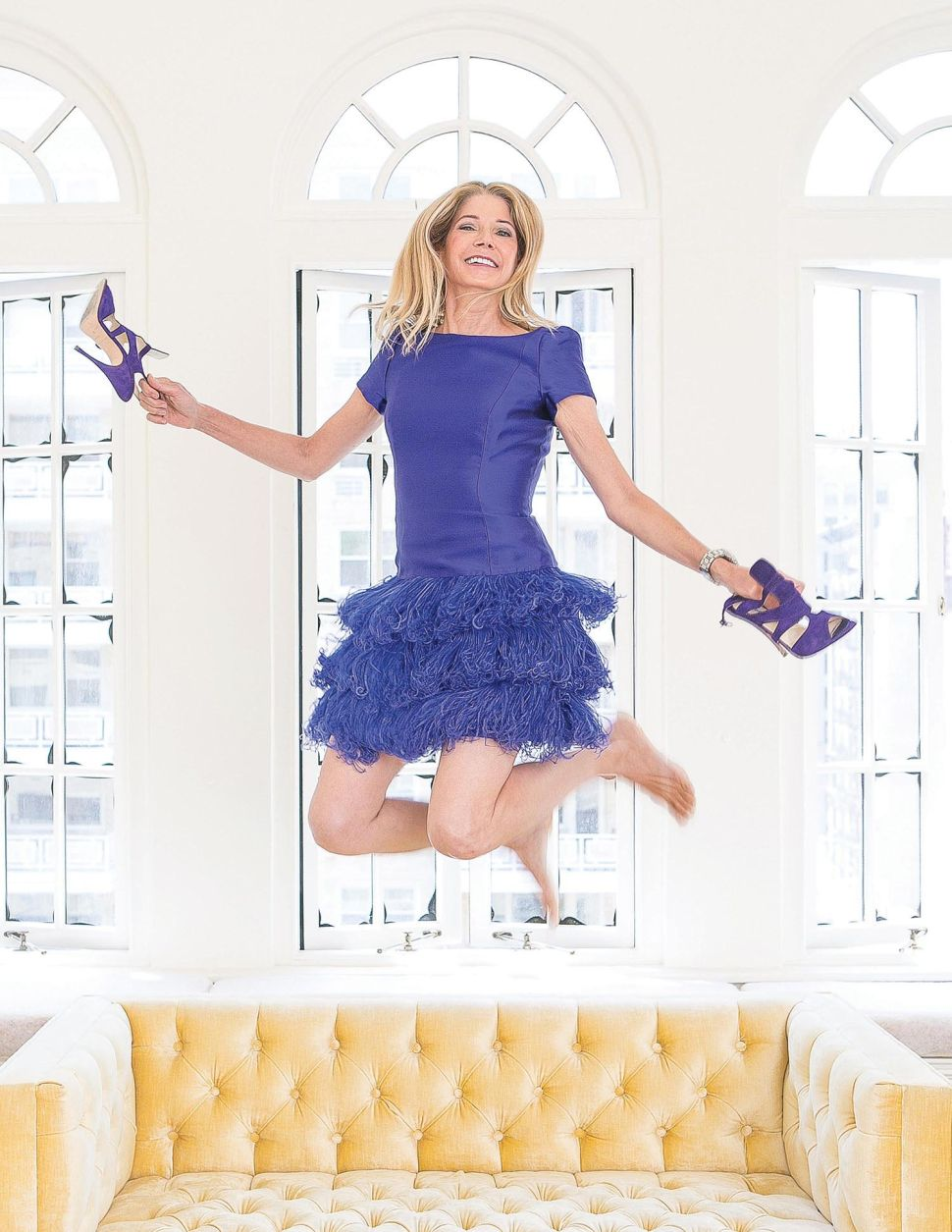 'Sex and the City' Author Candace Bushnell Tries Tinder, Proves Love Might Be Dead