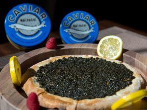 Caviar lovers, get ready.