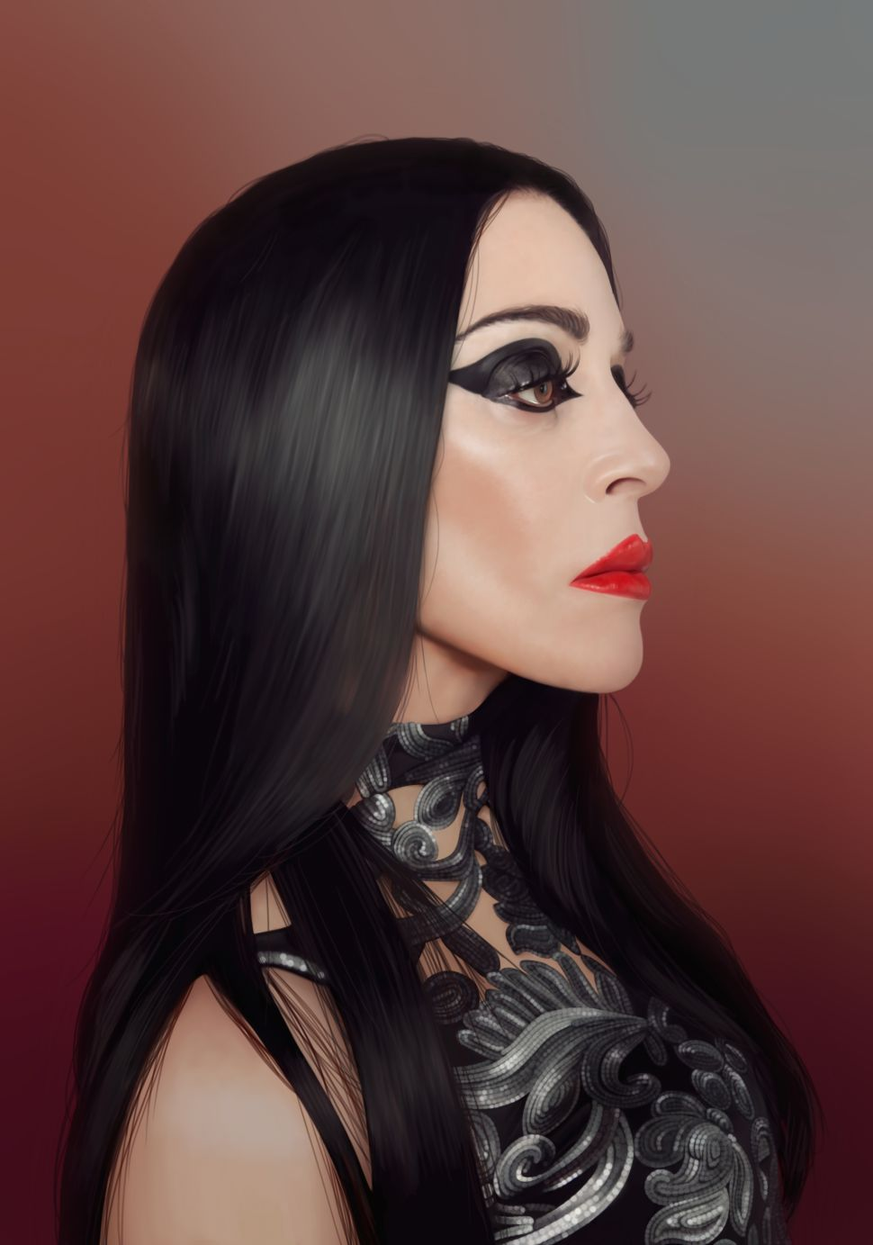 See That My Grave Is Kept Clean: The Regal Darkness of Diamanda Galas