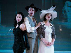 New York City Opera production of Hopper's Wife.