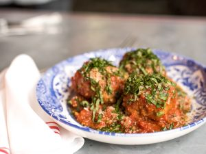 The off-menu meatballs
