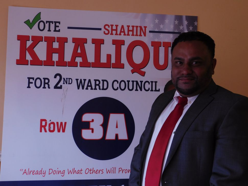 After Khalique's Presumptive Win, Will Paterson Ward 2 Results Change?