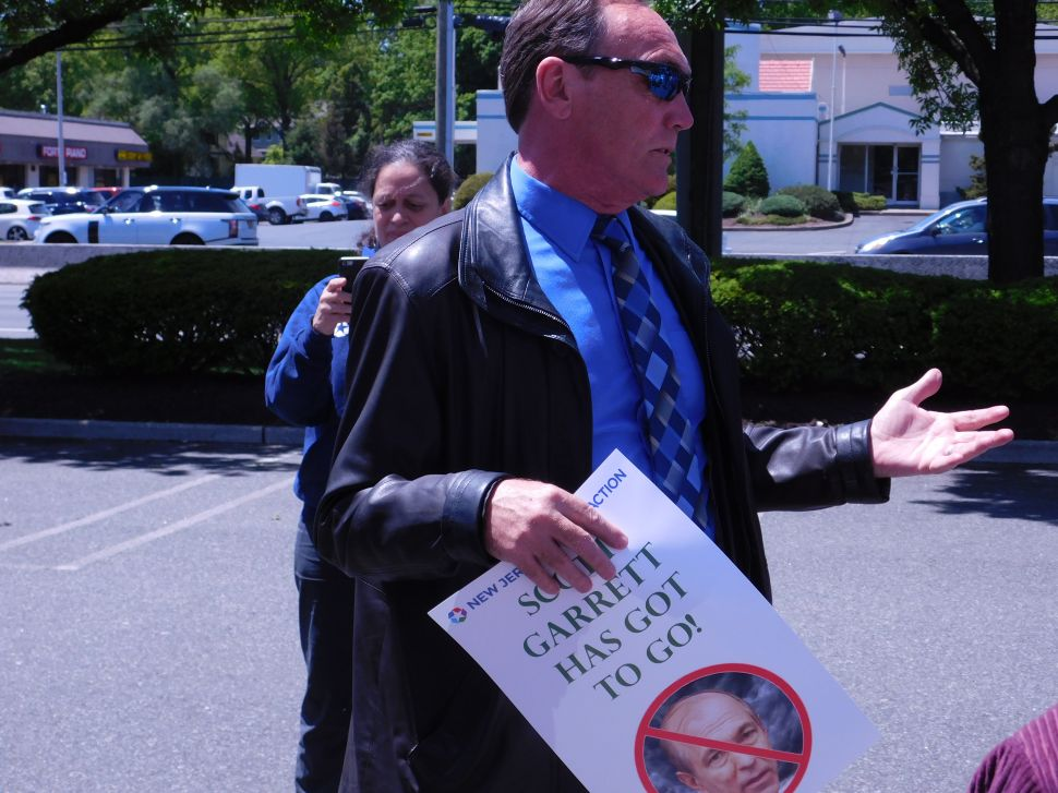 Eustace to Fidelity Investments: Stop Supporting Garrett