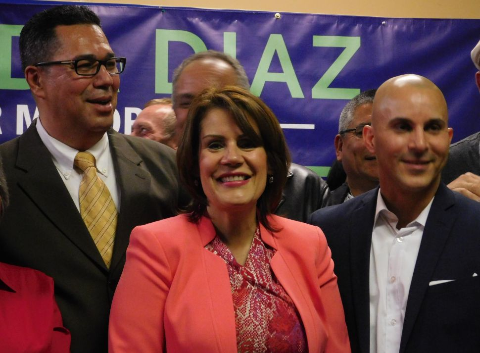 Wilda Diaz Kicks of Mayoral Reelection Campaign, Announces Slate