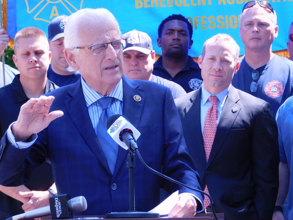 Mystery Solved: Unnamed Beneficiary of Suicide Lobbyist Was Bill Pascrell