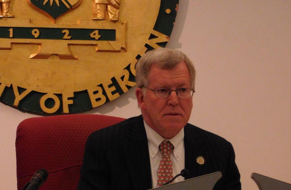 Bob Gordon Likely to Leave NJ Senate for Board of Public Utilities