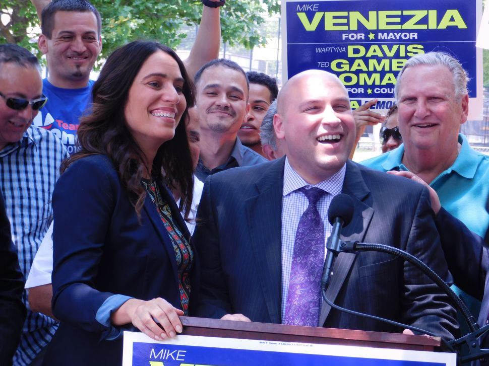 Latino Officials Endorse Incumbent Bloomfield Mayor Venezia