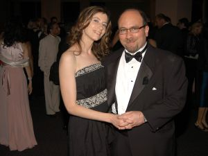 Eileen and Craig Newmark have a new Greenwich Village duplex to crash at.