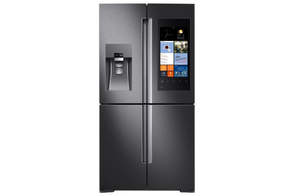 This Genius Feature on Samsung's New Refrigerator Will Change the Way We Eat