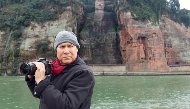 Steve McCurry in China