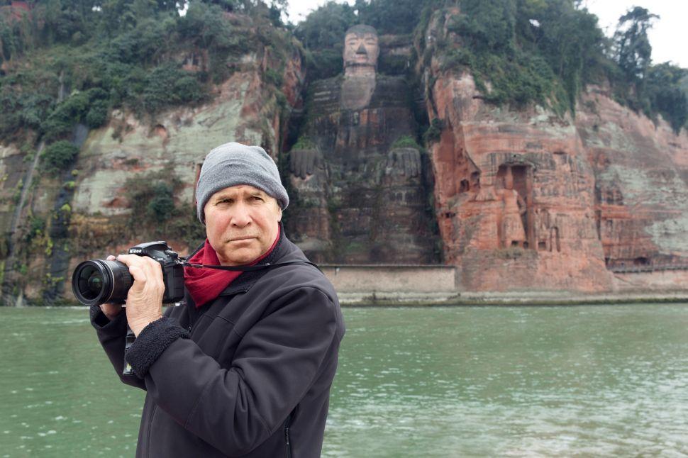 Photographer Steve McCurry Goes Overseas for Vacheron Constantin
