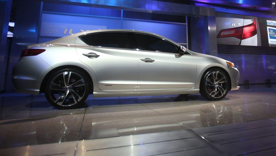 Automobile Review: Acura ILX