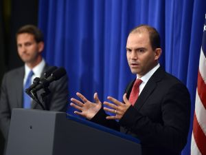 White House Deputy National Security Advisor Ben Rhodes. (Photo by Darren McCollester/Getty Images)