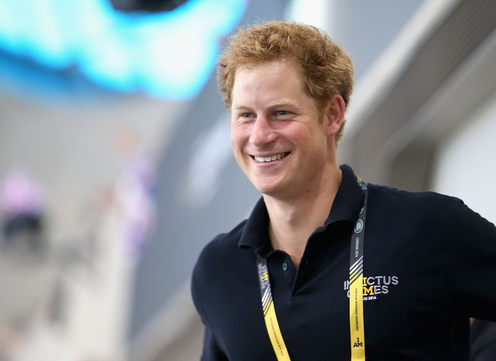Don't Expect to Spend Time With Prince Harry in Florida
